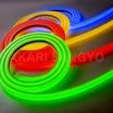 屋外対応・国産LEDネオンライト「ボーダーV・モノカラー」 製品画像