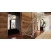 最小限の部材による形状美、アルミ室内用階段『TAS STEP』 製品画像