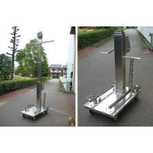 伸縮式投光器「FK-3M」 製品画像
