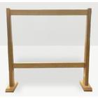 木製アクリルパーテーション 製品画像