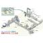 「包装・検査設備 全体工程」最適な生産システムを形に! 製品画像