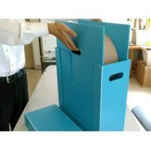 金属箔ロール用ケース|工程内保管用ケース 製品画像