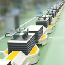 有軌道無人搬送台車『RGV』 製品画像