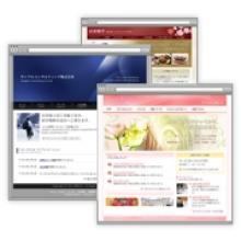 協立アスリック ウェブサイト製作サービス 製品画像
