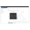 【開発実績】MLF BL22 データ解析GUIソフトウェア 製品画像