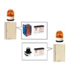 高所作業車接触警報機『DT35/TiM551』 製品画像