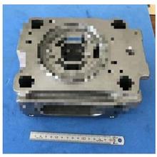 【加工事例】建機向け油圧部品「バルブブロック」 製品画像
