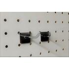 有孔ボード25mmピッチ用フック『BH25シリーズ』 製品画像