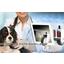 【医療業界への導入事例】ばね付き重荷重仕様キャスター 製品画像