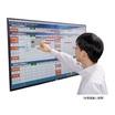 タッチパネル式作業予定表システム『e-番割』※予定表を電子化! 製品画像