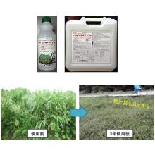 抑草剤『ショートキープ液剤』 製品画像