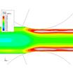 【CAEの受託解析・委託解析・請負】 プラントの非定常熱応力解析 製品画像