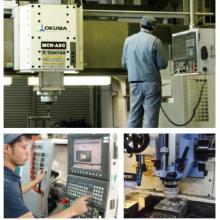 三次元測定器・5面加工機ほか 設備紹介 製品画像
