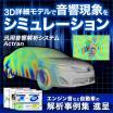汎用音響解析システム『Actran』 ※解析事例集を無料進呈中! 製品画像