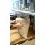 粉体用【長尺脱気シーラー・真空包装機】※粉体を包装している動画有 製品画像