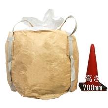 粉漏れを防止できる!便利な内袋セット済フレコンバッグ 製品画像