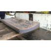 【耐摩耗鋼板HARDOX500加工品】溶断+曲げ加工 製品画像