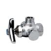 【水栓パーツ】アングル分岐止水栓 製品画像
