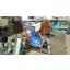 ポータブル加工機の活用事例『バックホウ アーム先端部』 製品画像