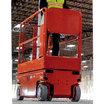 自走式電動高所作業車 品番 MA86S-3019EA 製品画像
