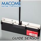 無人搬送車(AGV)用「ガイドセンサー」磁気誘導センサー 製品画像