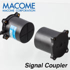 信号伝達機「シグナルカプラーST-3726E」:マコメ研究所 製品画像