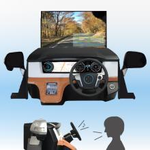 安全運転に向けた運転情報&脳波データ取得に『NeU-DRIVE』 製品画像
