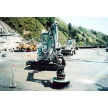 土木関連製品 「重機式グリーンカット機」 製品画像