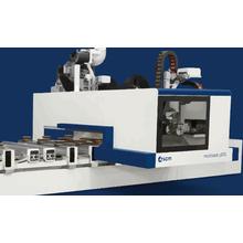 5軸制御CNCマシニングセンタ『morbidelli P200』 製品画像