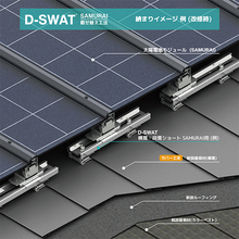 D-SWAT SAMURAI 載せ替え工法 製品画像