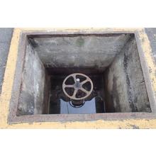 【固着バルブ解放事例】狭いピット内に敷設されたバルブの固着開放 製品画像