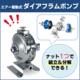 圧倒的作業性でメンテ&洗浄が簡単!エアー駆動式ダイアフラムポンプ 製品画像