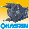 200リットル/分クラスモルタル圧送ポンプOKP-65ME-L 製品画像