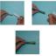 プロテクトコネクタ コネクタ組み立て 差し込み接着式 加工例 製品画像