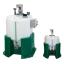 撹拌機付PE製底部傾斜タンク(低残量)『KCTタンク』100L 製品画像