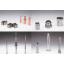 CNC旋盤、複合自動旋盤加工品  製品画像