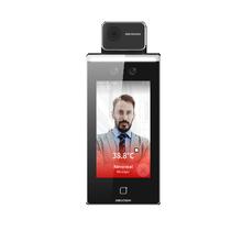 体表面温度計測機能付顔認証リーダー『DS-K1TA70MI-T』 製品画像