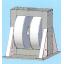 Wヨーク型電磁石『WY80-60-23K』 製品画像