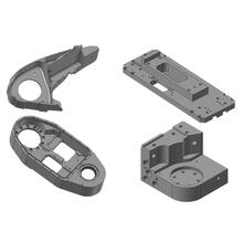 受託加工サービス『精密機械加工部品』多品種小ロット 製品画像
