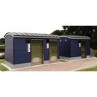屋外トイレユニット【マテラントイレ】可動式 製品画像
