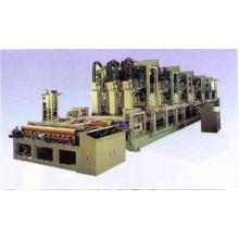 平面研磨システム 連続式鏡面研磨機 製品画像