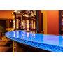独創的でエレガントなテーブルトップを創造する「装飾ガラス」事例 製品画像