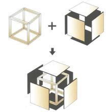 『木造モノコック構造』 製品画像