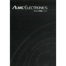 ALMIC ELECTRONICS 総合カタログ 製品画像