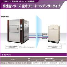 【空冷式】高性能シリーズ 空冷リモートコンデンサータイプ 製品画像
