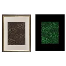 美術工芸品『輝く型紙彫刻』 製品画像