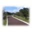 舗装材ハーモニーロードウッド 「建設技術展」展示 製品画像