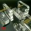 製作実績【3】/半導体製造装置 関連部品 製品画像
