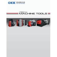 工作機械総合カタログ ーMACHINE TOOLS- 製品画像
