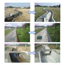 CSモルタル工法(水路補修改修工法) 製品画像